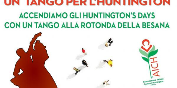 Tango per l'Huntington